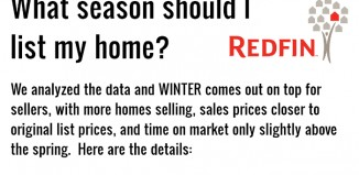 Best Times of the Year to List a Home for Sale