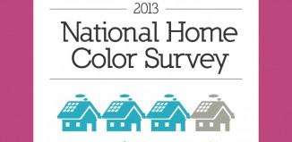National Home Paint Color Survey